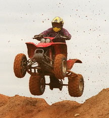 U2 Mask ATV and Motorcross
